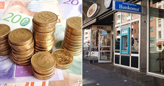kontanter euro amatör- i Stockholm