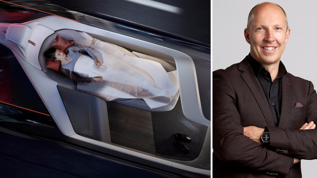 Volvos designchef: bilar som svenska vardagsrum