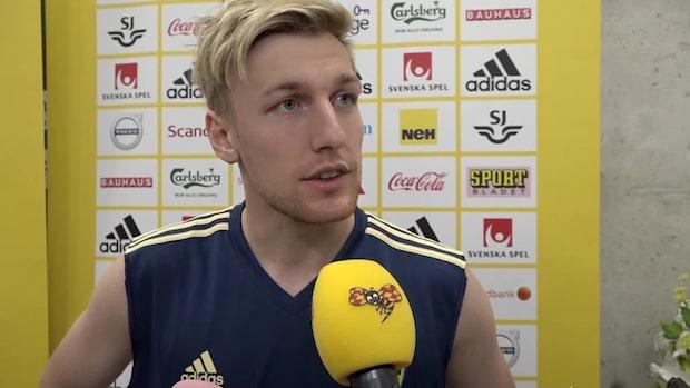 """Emil Forsberg: """"Vi är förberedda på allt"""""""