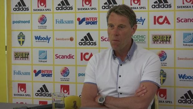 """Håkan Ericson: """"Jag har inget konkret"""""""