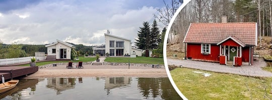 Sommarstuga u2013 nu startar jakten efter hus Leva& bo Expressen Leva& bo