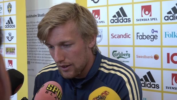 """Forsberg om ryktena: """"Jag är van – fokus är på VM"""""""