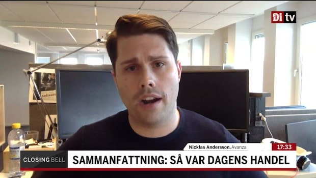 "Andersson: ""Verkstad ryckte upp i sluthandeln"""