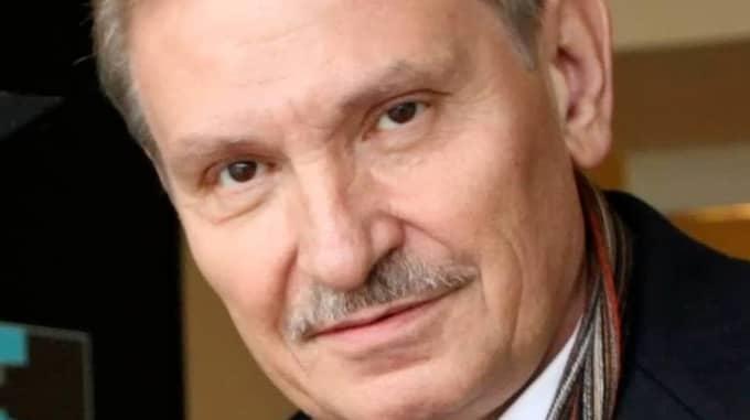 Nikolai Glushkov, 68, hittades under måndagen mystiskt död i sin bostad i London av sin familj. Foto: Linkedin