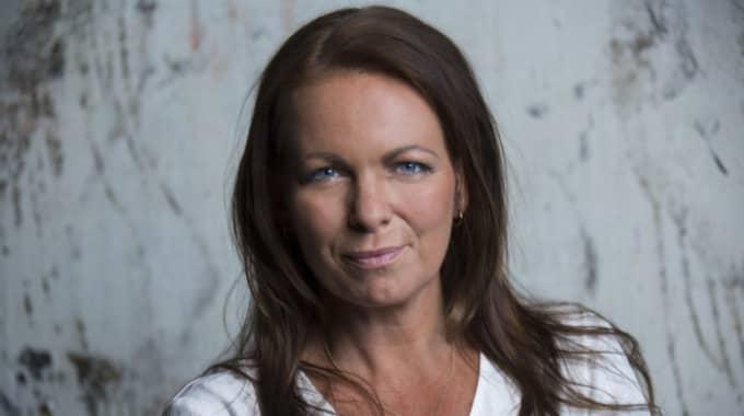 """Katarina Wennstams nya bok handlar om skammen som omgivningen lägger på """"dåliga kvinnor"""". Foto: Elisabeth Ohlson Wallin"""