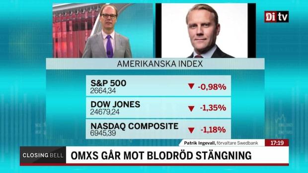 Mäklaren: Det ligger bakom kraftiga börsfallen