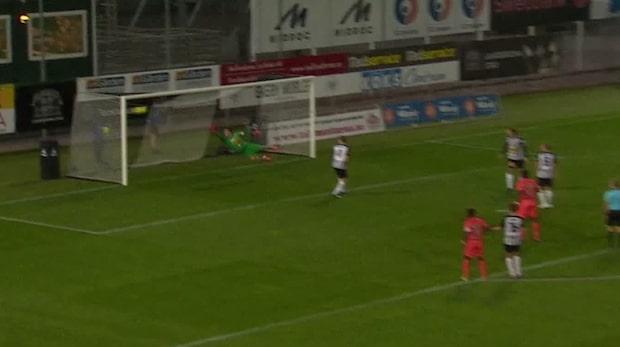 Highlights: Landskrona-Varberg