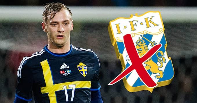 Det blir ingen Joel Ekstrand i IFK Göteborg, enligt GT:s uppgifter.