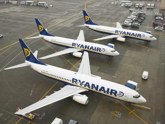 För fyra år sedan fick piloterna på Ryanair order om att flyga långsammare för att spara bränsle.