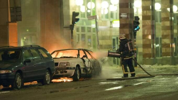 TERRORDÅD. Efter självmordsbombaren på Drottninggatan. Foto: Stefan Söderström
