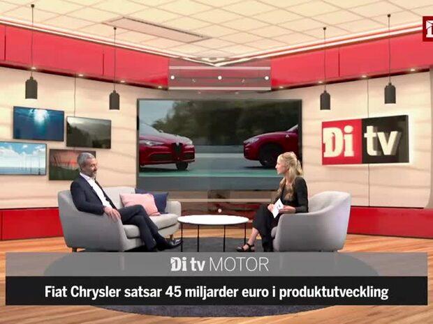 Di TV Motor: 1 augusti - Se hela programmet