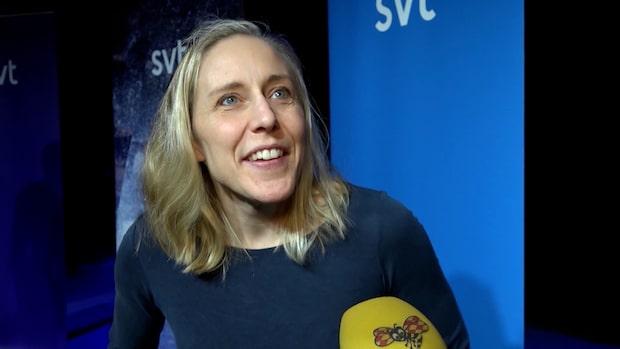 """Pernilla Johansson om tävlingarna i Mästarnas mästare: """"El var med"""""""