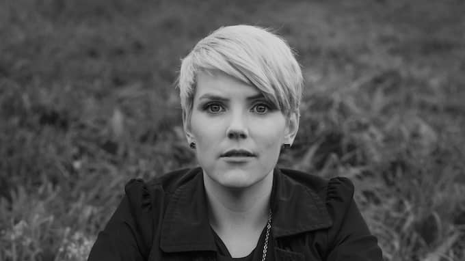 Andrea Lundgren. Foto: Sara Mac Key