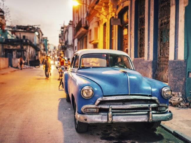 <span>Havanna på Kuba passar i februari.</span>
