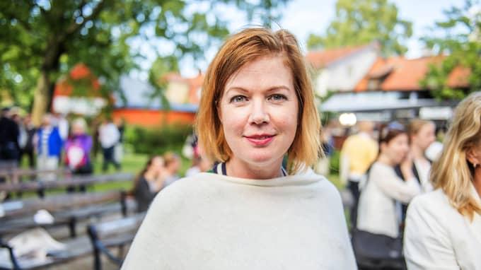 Anna Starbrink (L), landstingsråd i Stockholm. Foto: ANNA-KARIN NILSSON