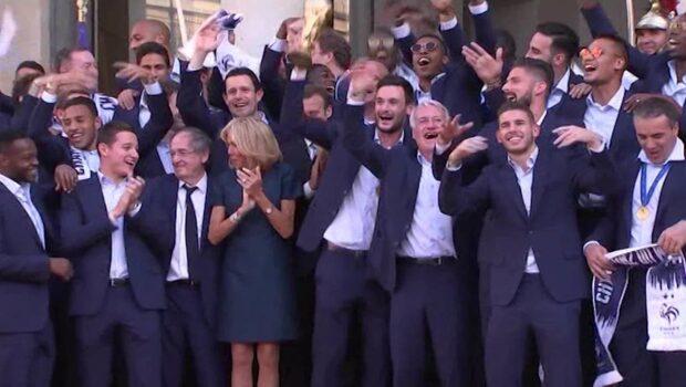 Här hyllas de franska VM-hjältarna