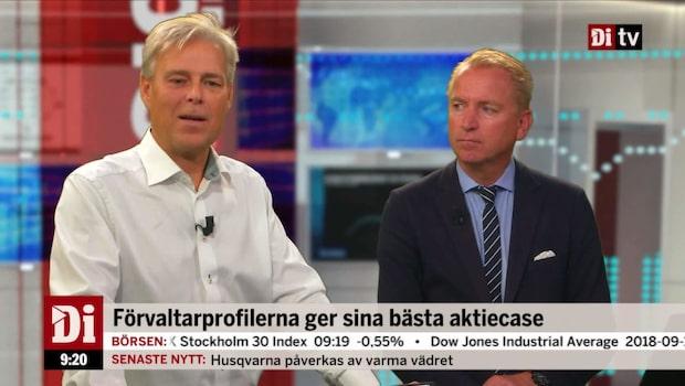 """Kavastu: """"De utbombade aktierna börjar komma bra nu"""""""
