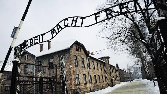 Resan till förintelselägret från andra världskriget är en del av ett projekt för att lära sig om Förintelsen och har arrangerats flera år. Foto: Christian Örnberg