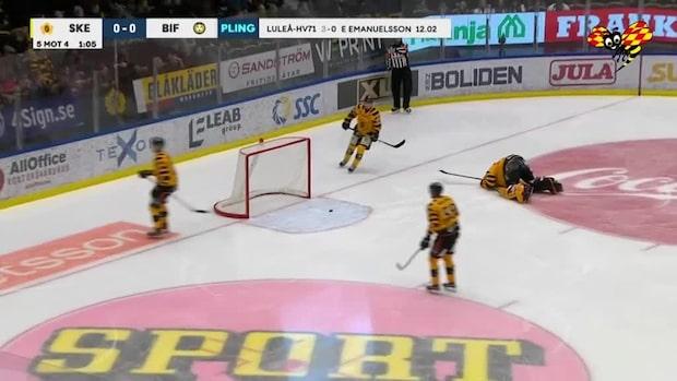 Höjdpunker: Skellefteå bjöd bort mål – Brynäs vinner igen