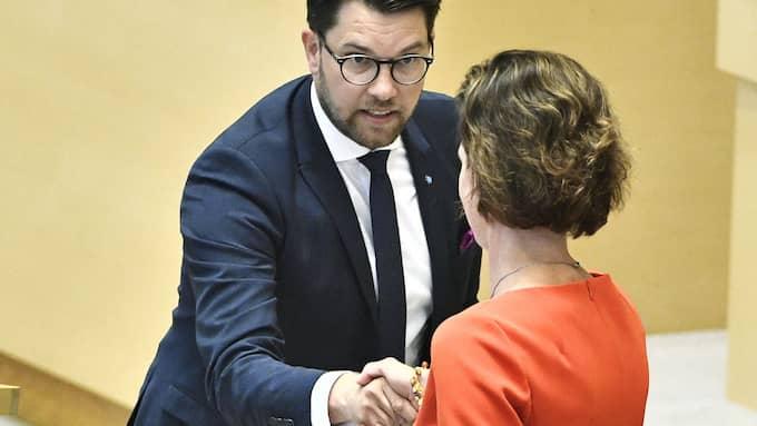 Foto: CLAUDIO BRESCIANI/TT / TT NYHETSBYRÅN