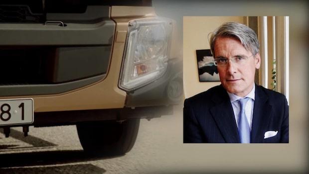 """Volvo sålt till Geely: """"Väcker frågor om konskevenser"""""""