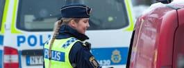 Extra poliskontroller på svenska vägarna just nu