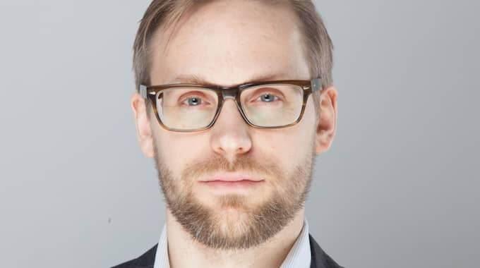 Jesper Ahlgren. Foto: Timbro.
