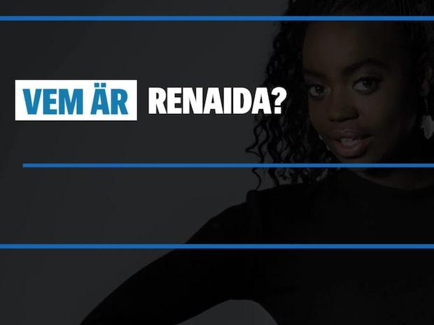 Vem är Renaida Braun?