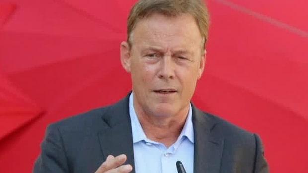 Tysk politiker kollapsade i tv-intervju – avled