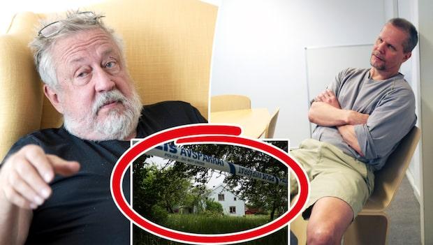 GW Persson sågar mordteorin om Långared och Kalamark