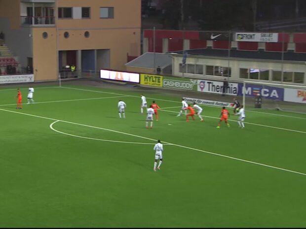 Highlights: AFC Eskilstuna–Östersund 1-3
