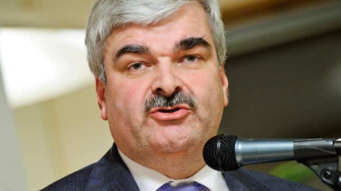 Håkan Juholt, Socialdemokraternas partiledare. Foto: Christian Örnberg