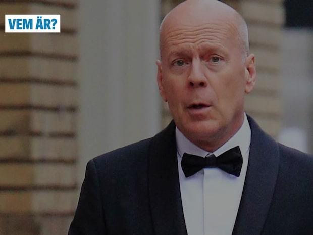 Det här är Bruce Willis