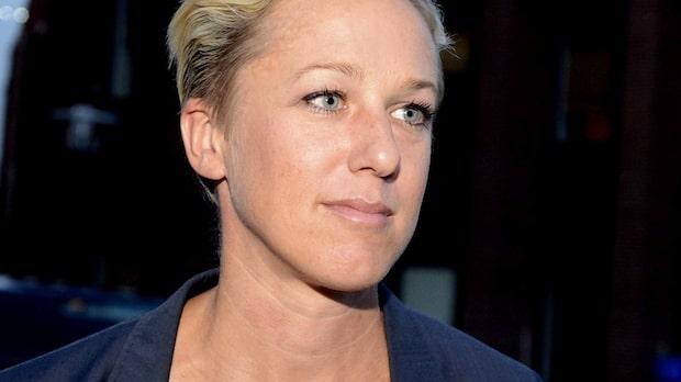 Kajsa Bergqvist om rädslan för döden