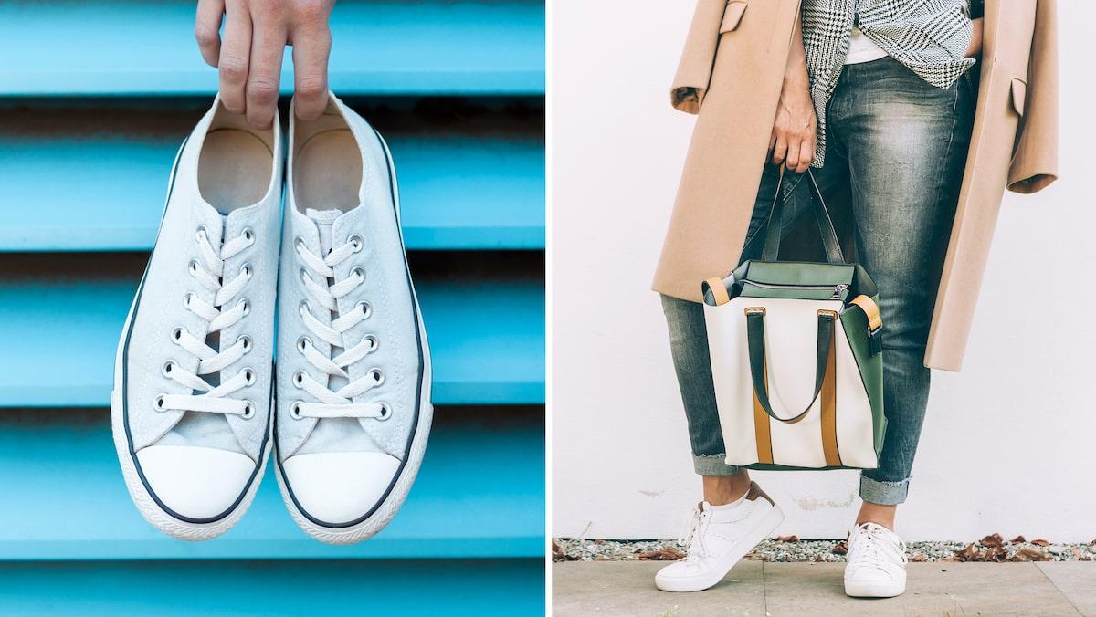 e8c25f58df7 Så rengör du enklast dina skor | Leva & bo