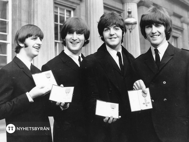 Vilka är The Beatles?