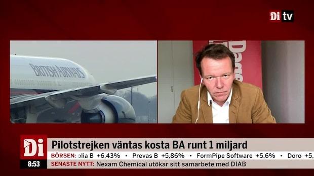 """Petersson om strejken: """"Tar inte många veckor innan det är en riktig kris"""""""