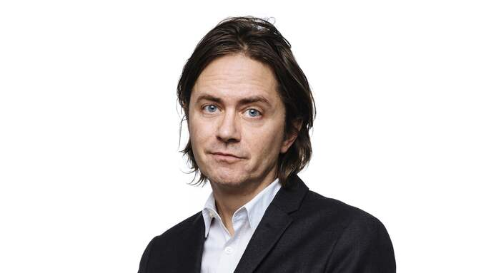 Nils Forsberg är medarbetare på Expressens kultursida. Foto: MIKAEL SJÖBERG