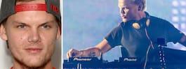 Avicii var på exklusiv  fest dagarna före sin död
