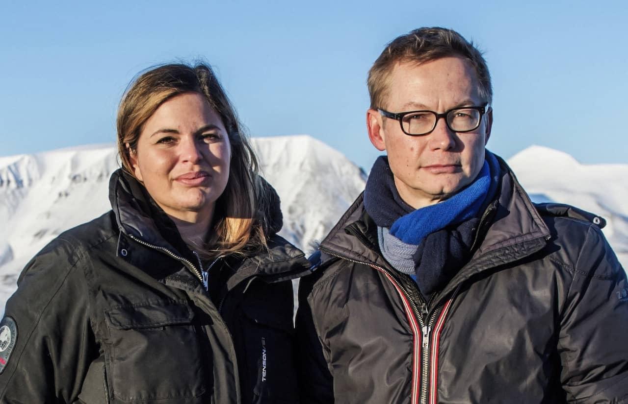 Anna-Karin Nilsson & Magnus Falkehed