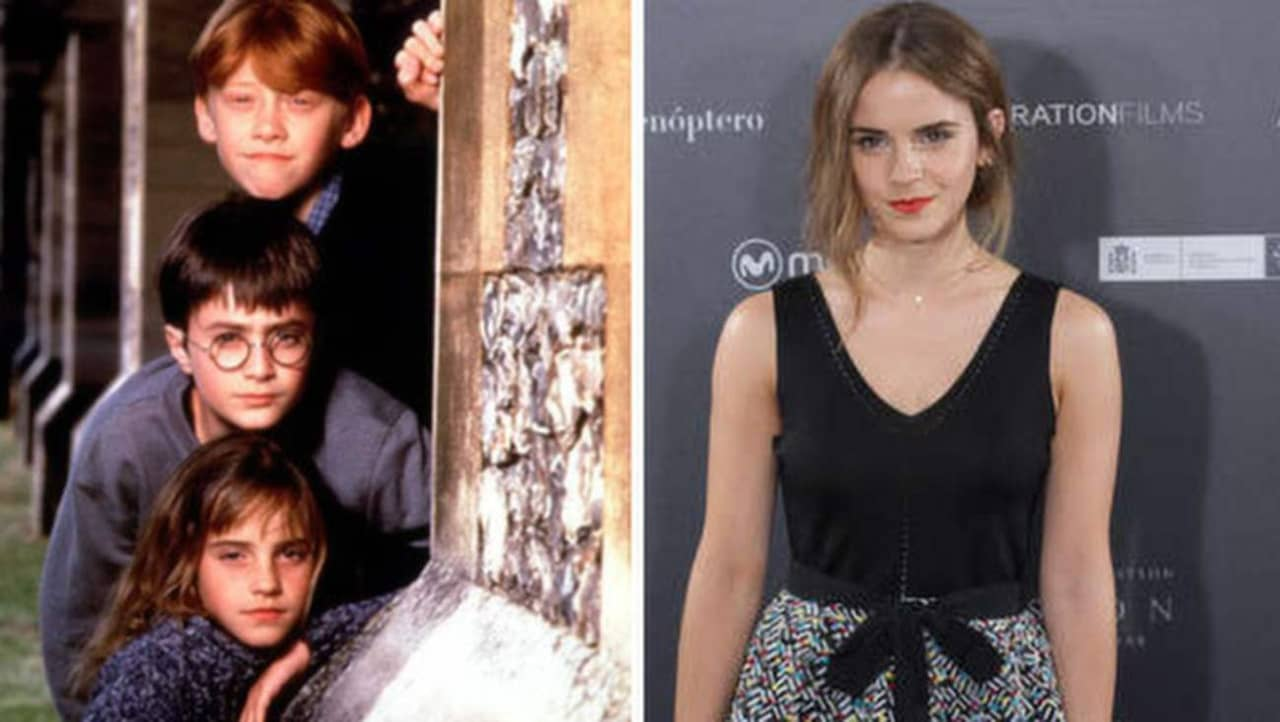 Emma watsons ngest efter harry potter - Rone harry potter ...