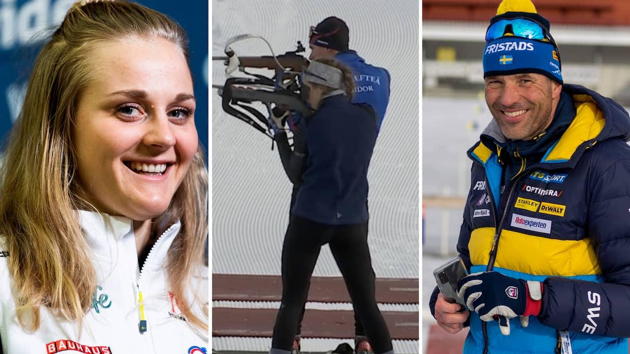 Hjälpte Stina Nilsson i hemlighet – träder fram