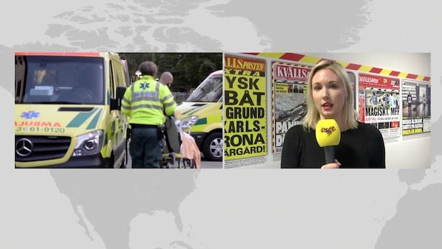 21-åring åtalas för mordet på Censorsgatan
