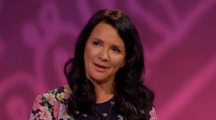 Sofia Wistams kärleksavslöjande i tv