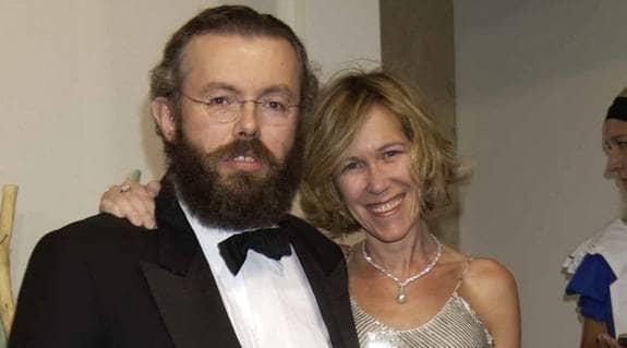 Miljardärsonen Hans Kristian Rausing och hans fru Eva Rausing greps för narkotikainnehav. Foto: Davidson Alan