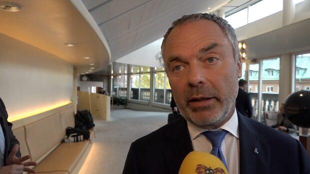 """Jan Björklund: """"Inte alliansens bästa dag"""""""