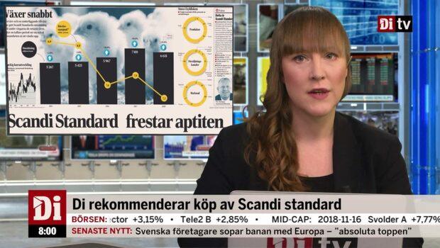 Di Nyheter 08.00 19 november - köpläge i Scandi Standard