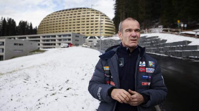 Ulf Morten Aune. Foto: Nils Petter Nilsson