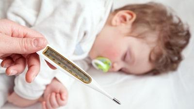 ont i nacken influensa