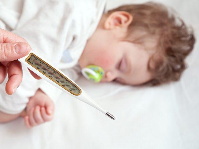 influensa feber kommer tillbaka